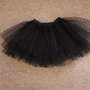 Dresses & Skirts - Black tutu